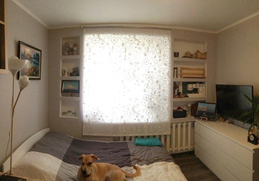 Капитальный ремонт комнаты в Москве, Волгоградское шоссе